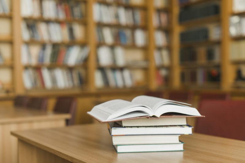 Servicio de préstamos Biblioteca Santa Ana