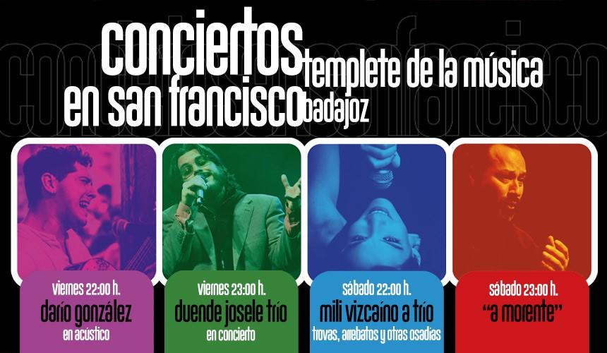 Conciertos 'ReencontrArte' - Darío González