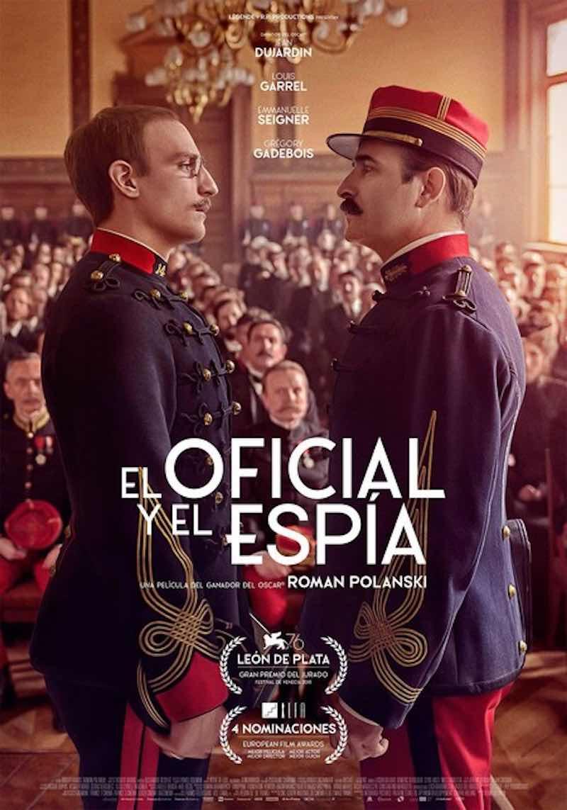 Cine Club: 'El oficial y el espía'