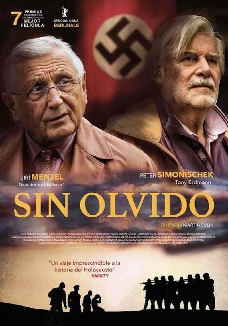 'Sin olvido'