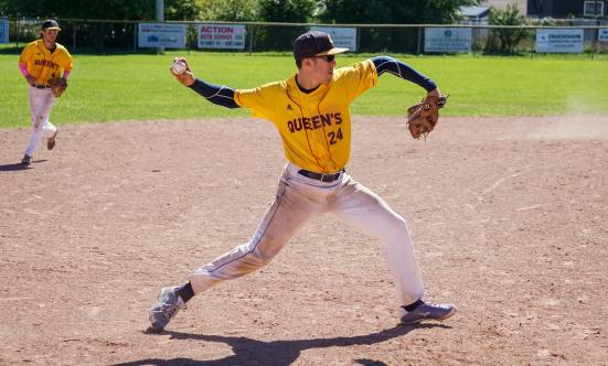 Image result for queens gaels baseball