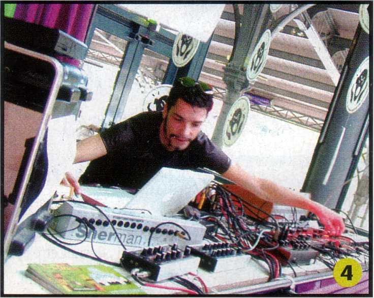 MixMove - Paris - 2001