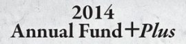 2014AnnualFundPLUS header-cropped