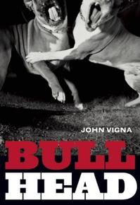 Book Cover Bull Head