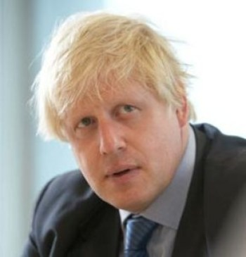 Boris Johnson, the UK's newly appointed foreign secretary. Photo: Wikipedia.