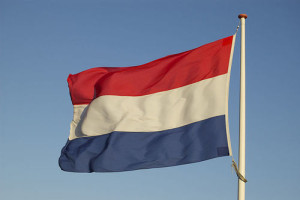 The flag of the Netherlands. Photo: Wikimedia Commons.