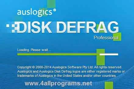 auslogics disk defrag professional keygen