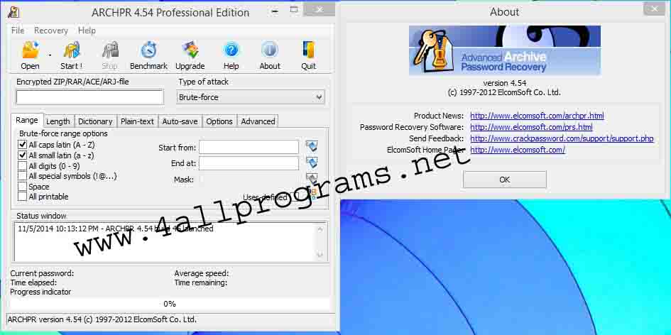 Daossoft zip password recovery full version free download