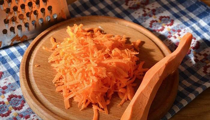Заправка из моркови на зиму в банках