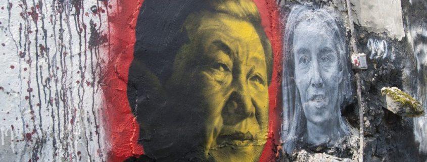 Xi poster