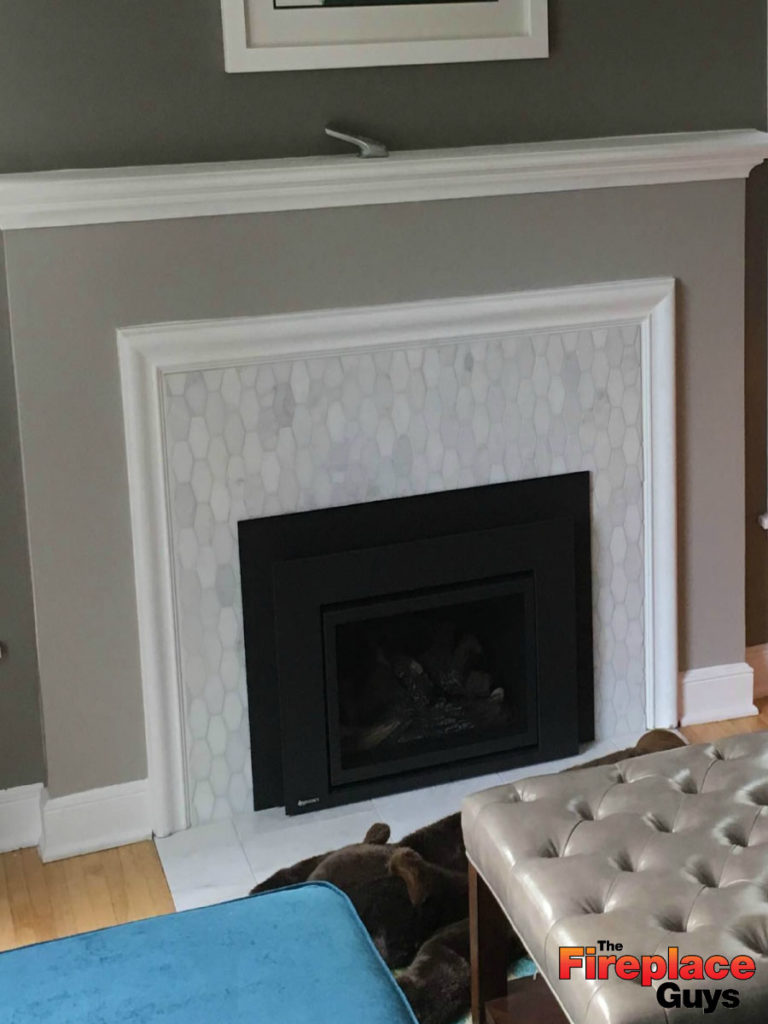 Tile Surround The Fireplace Guys