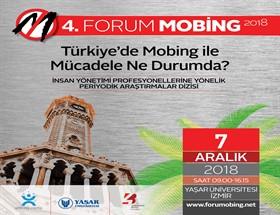 4. Forum Mobing 2018 İzmir Programı