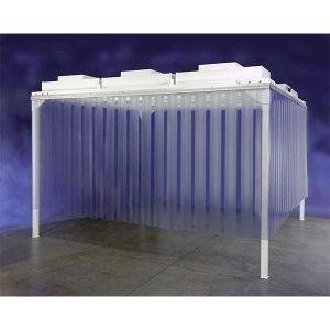 Portable Prefabricated Clean Room Design