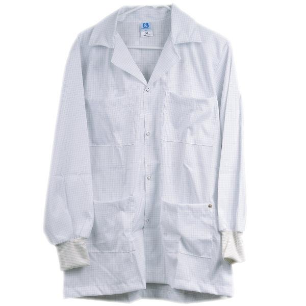 White-5049-JK-Knit-Cuff-Elimstat
