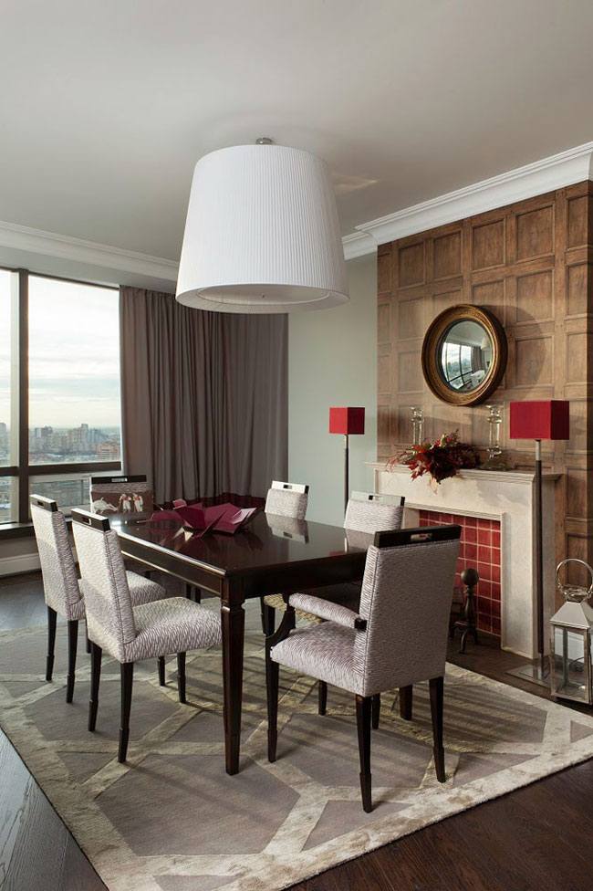 Modern Interior With The Spirit Of Old England 4BetterHome