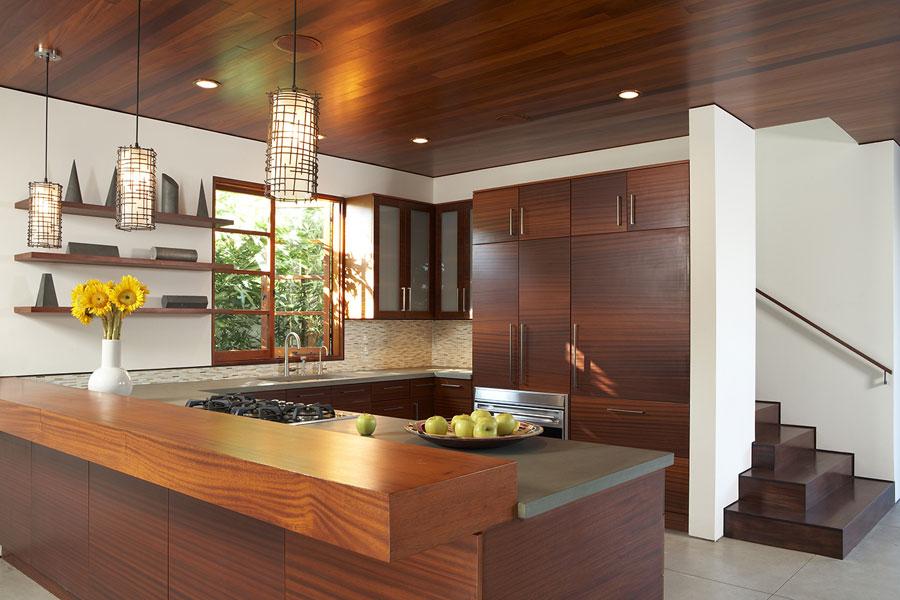 U Shaped Kitchen Designs: 30 Modern