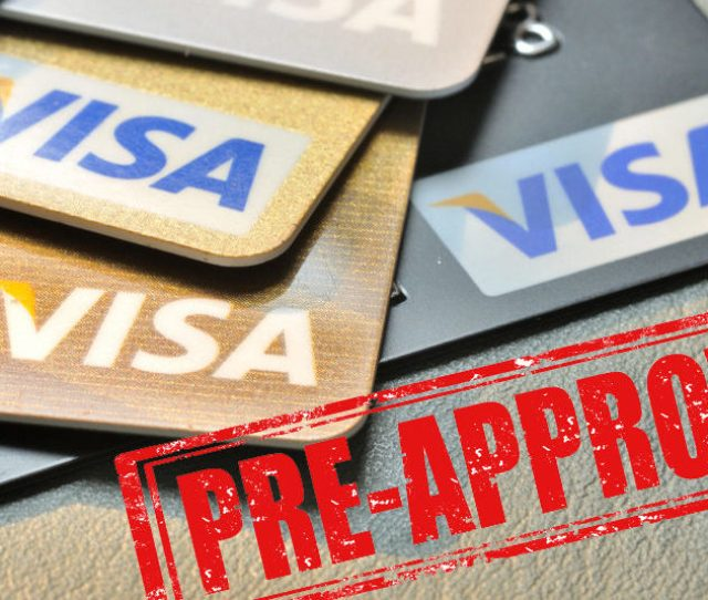 How To Find The Best Pre Qualified And Pre Approved Credit Card Offers Online