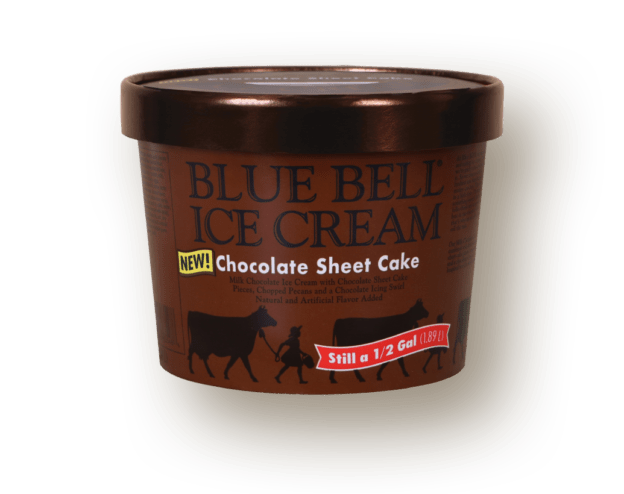 Our Products Blue Bell Creameries