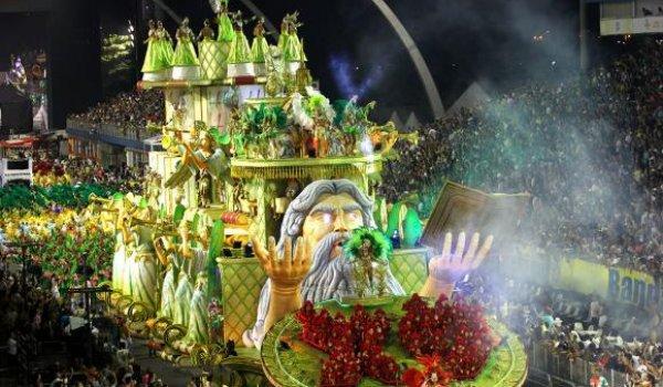 X9 Paulistana abre o segundo dia de desfile das escolas de samba do Grupo Especial - Divulgação/LigaSP