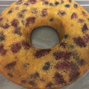 Cherry Bundt Cake 4Chion Lifestyle