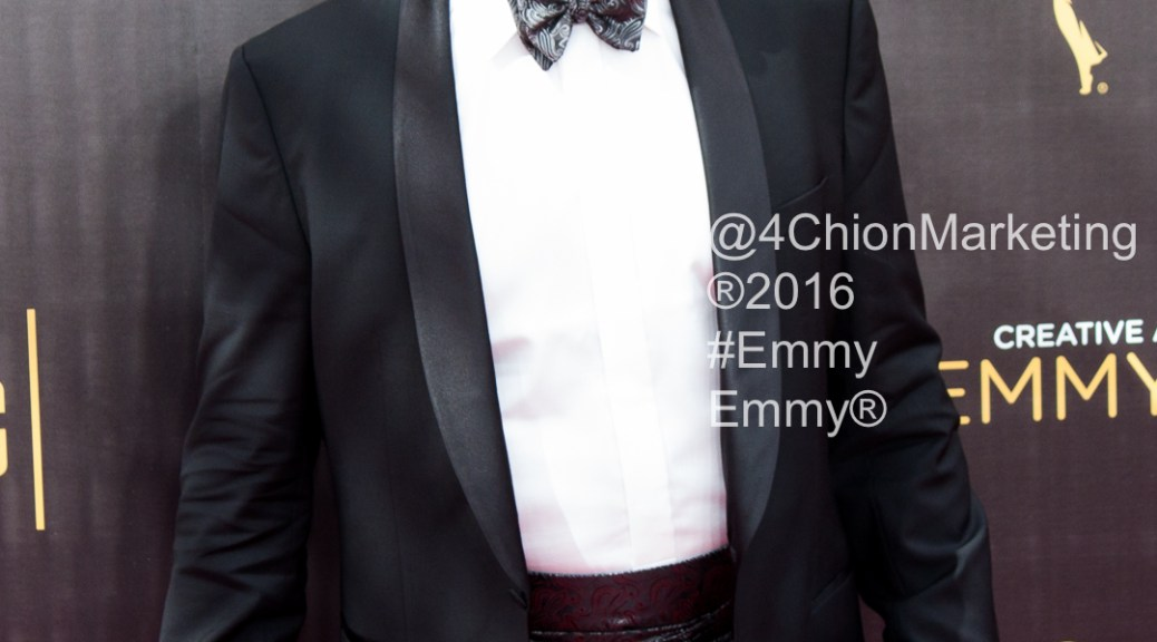Emmy's Creative Arts 2016 Red Carpet by 4Chion Lifestyle