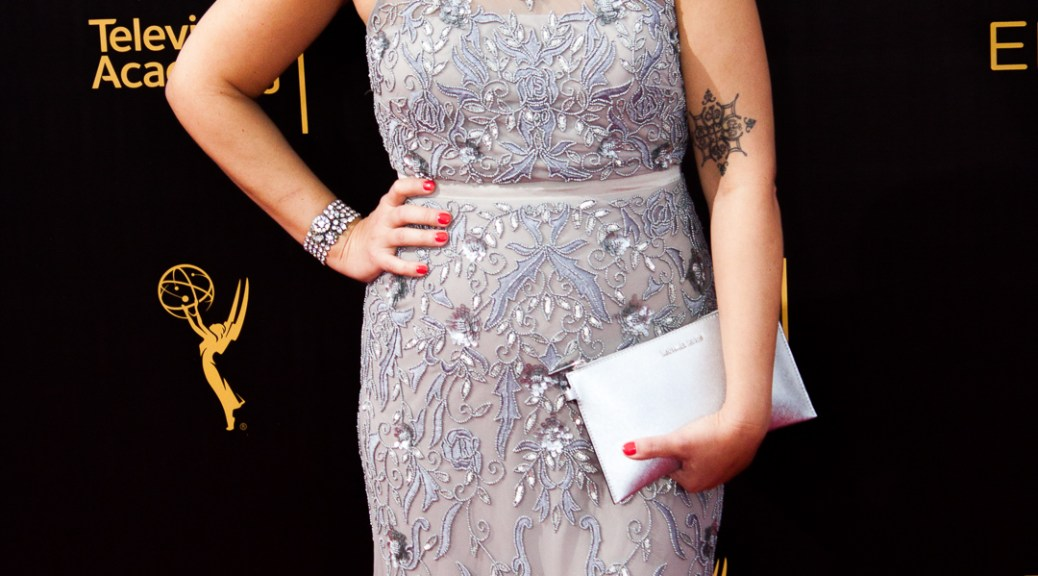 Amber Nash Emmys® Creative Arts 2016 Red Carpet