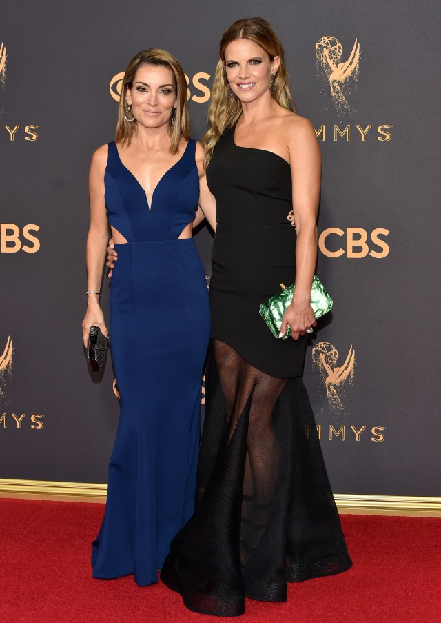 Kit Hoover and Natalie Morales Emmys 4Chion Lifestyle
