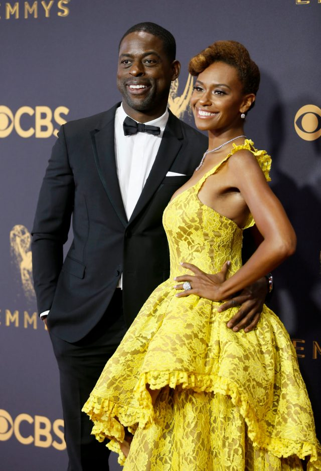 Sterling K. Brown and Ryan Michelle Bathe Emmys 4Chion Lifestyle