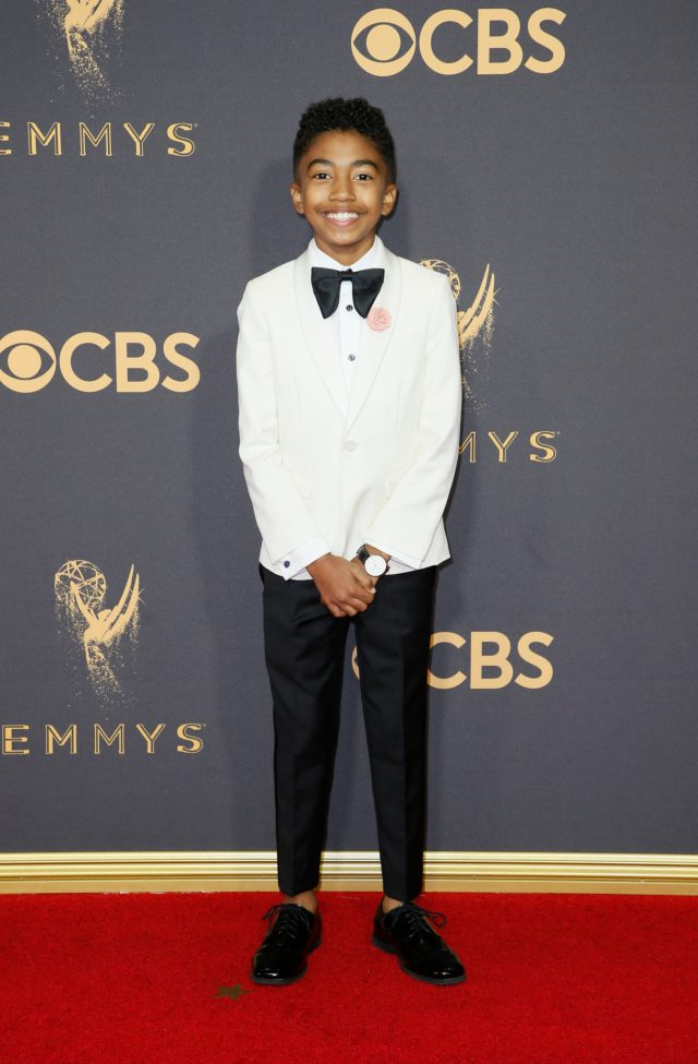 Miles Brown Emmys 4Chion Lifestyle