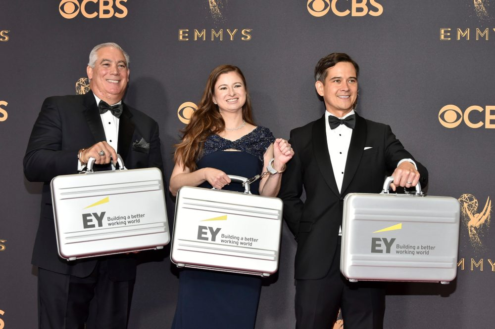 Ernst and Young accountants 4Chion Lifestyle Emmys