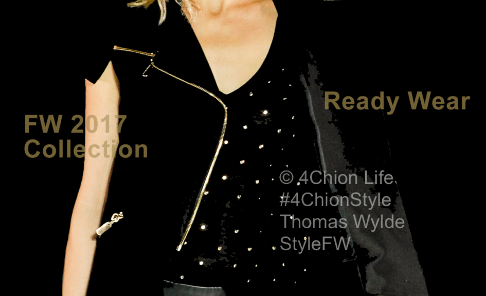 Thomas Wylde Style Fashion Week 4chion Week feature cover