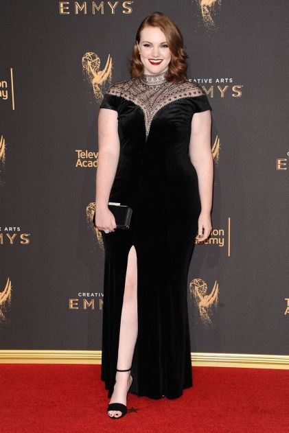 Shannon Purser Emmys Creative Arts 4Chion Lifestyle
