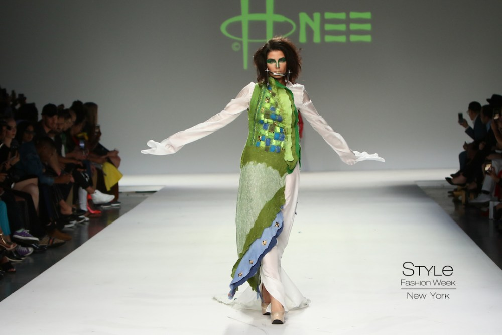Honee Persona ~ Spring-Summer 2018 NYFW 4Chion Lifestyle a