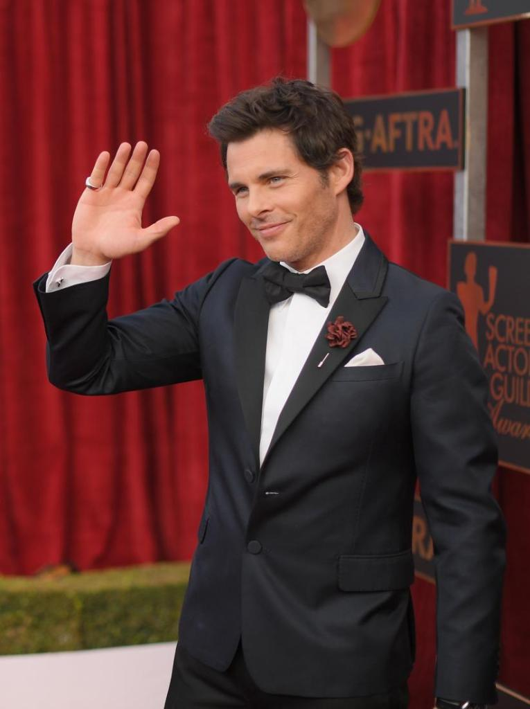 SAG Awards James Marsden 4Chion Lifestyle