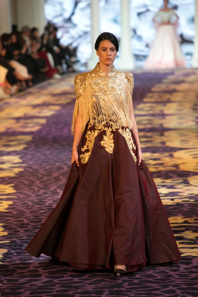 Junne Couture 3 The Royal Gala Her Highness Sheikha Hend 2