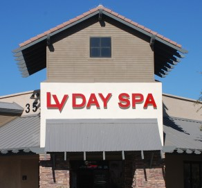 LV Day Spa Nails Feet 4Chion Lifestyle Feet Care