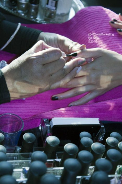 Ani Michele Nail care Manicure 4chion lifestyle Feet Care