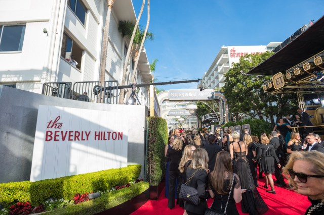The red carpet at the 75th Annual Golden Globes Awards 4chion lifestyle
