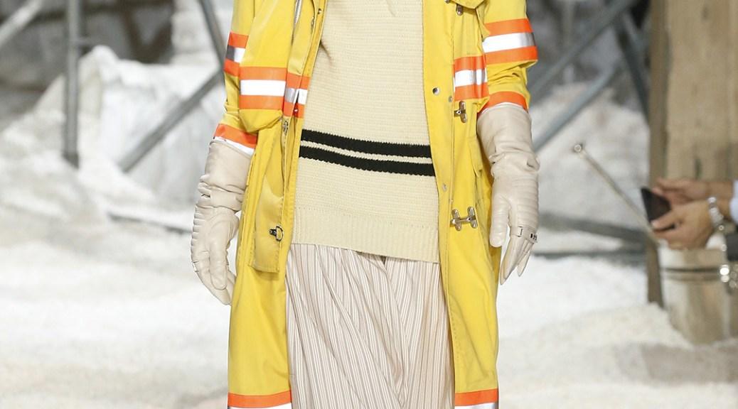 Calvin Klein AW18 NYFW 4chion lifestyle