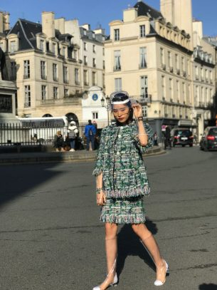 Street Fashion Paris France 4Chion Lifestyle