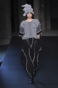 Issey Miyake Paris Fashion Week Autumn Winter 2018 4Chion Lifestyle