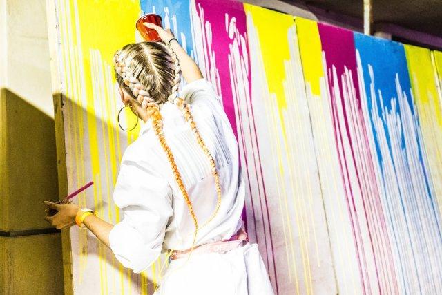 Coachella Dusk till Dawn Style Fashion Week 4chion Lifestyle