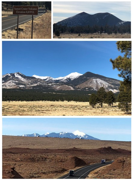 San Francisco Peaks and Sunset Crater Travel Road Trip 4Chion Lifestyle Arizona