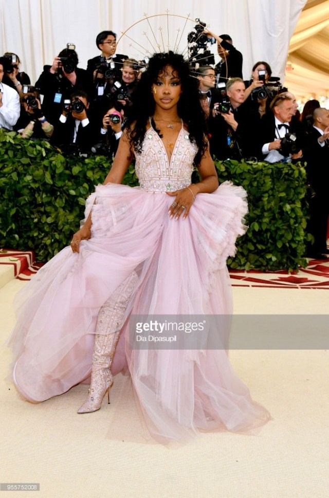 SZA Met Gala 4Chion Lifestyle b