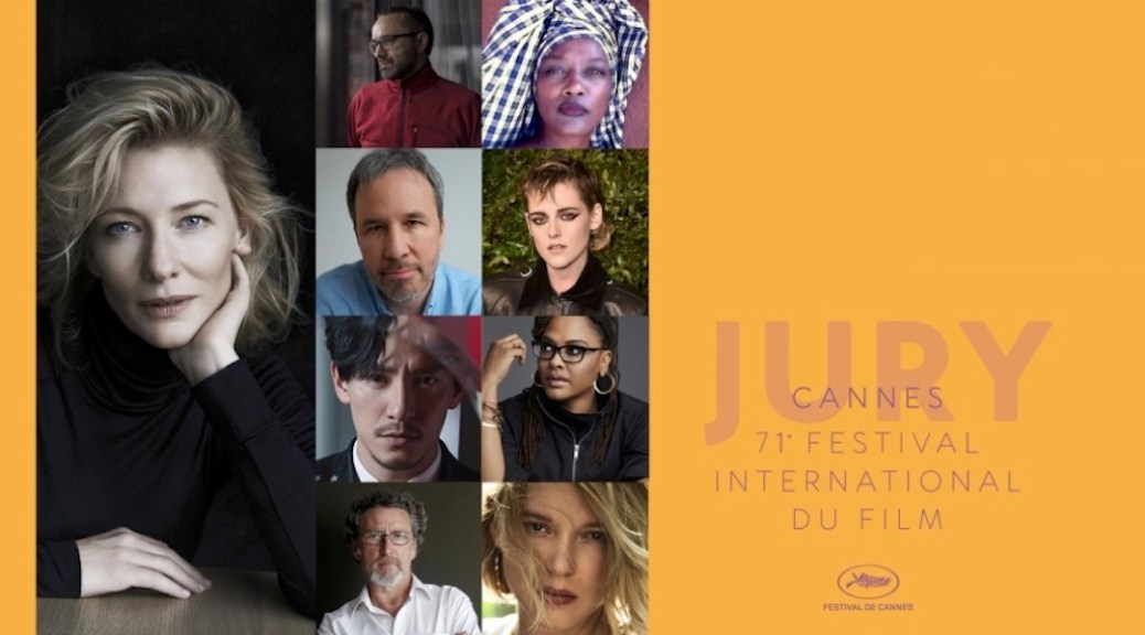 The Jury of the 71st Festival de Cannes - Festival de Cannes 4chion Lifestyle