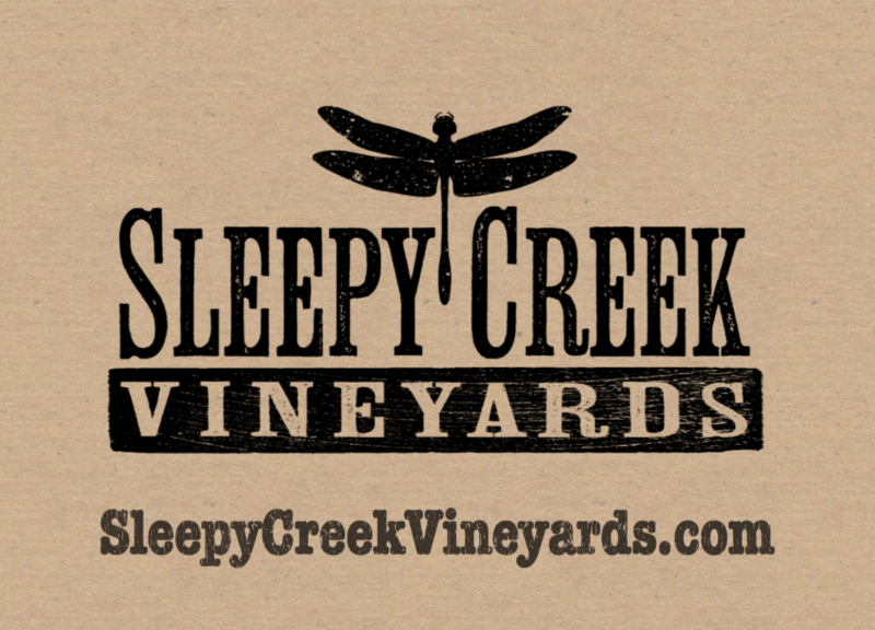 Sleepy Creek Vineyards 4Chion Lifestyle