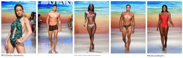 Willfredo Gerardo Miami Swim Week Art Hearts 4Chion Lifestyle