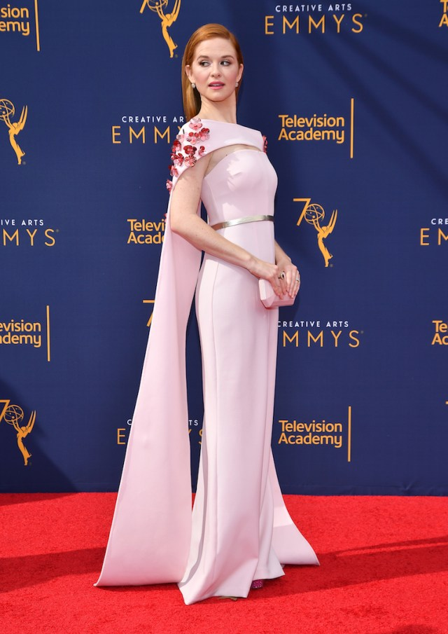 Sarah Drew 4chion Lifestyle Emmys