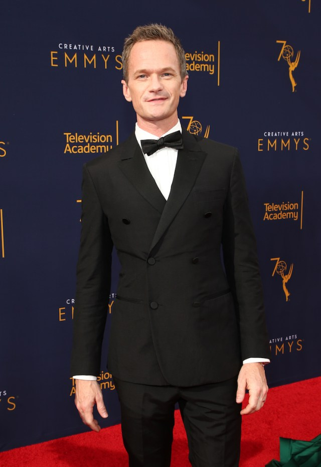 Neil Patrick Harris 4chion Lifestyle Emmys