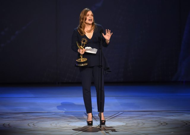 Merritt Wever Emmys 4Chion Lifestyle
